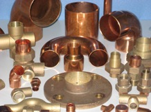 Copper and Cast Copper Alloy Fittings & Flanges