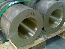Nickel Aluminium Bronze Hollow Bar AB2, C95500 & C95810