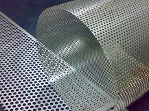 Avaliable Sizes of Perforated Sheet