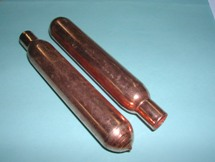 Copper Air Chambers