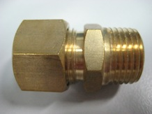 Brass Male Union Connectors