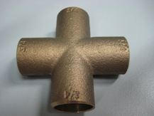 Bronze Crosses