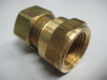 Brass Female Union Connectors