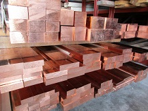 EDM Copper Square